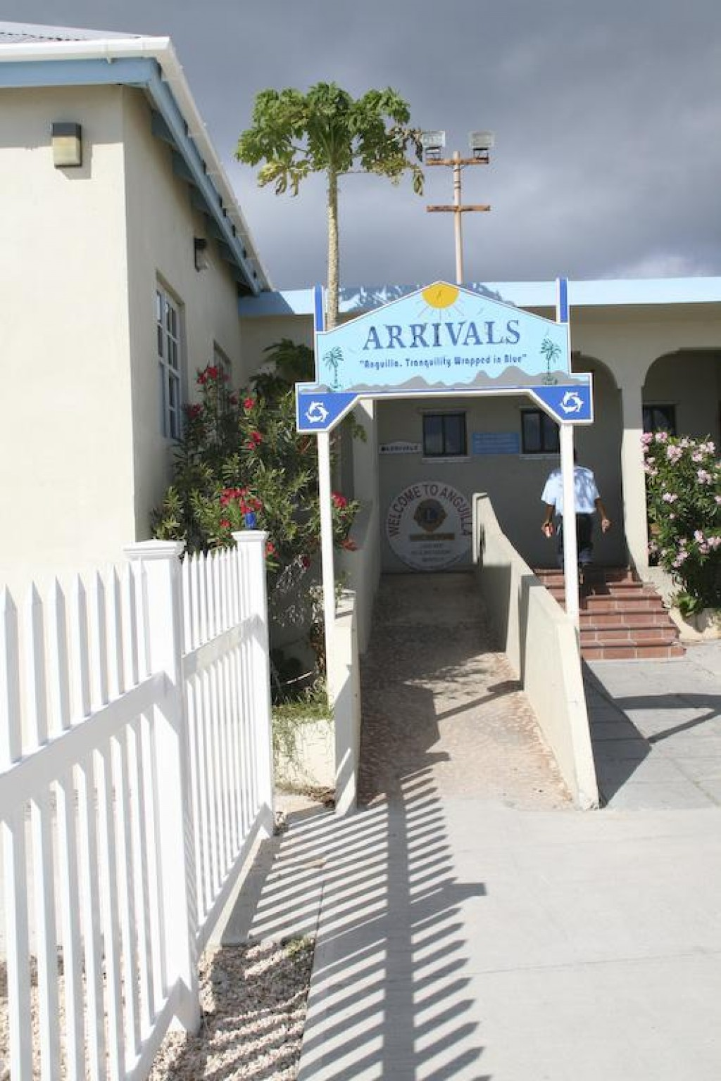 Customs/Imigration in Anguilla was very easy to get through.