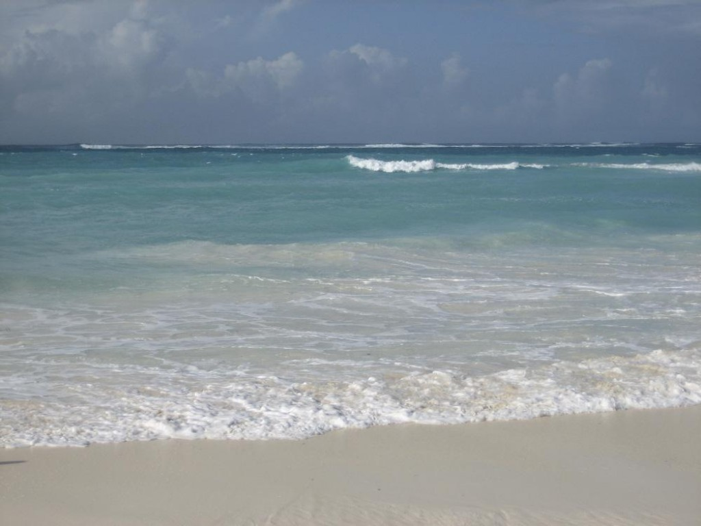For the last couple days of our vacation, we headed to Anguilla where we relaxed on East Shoal Bay Beach.