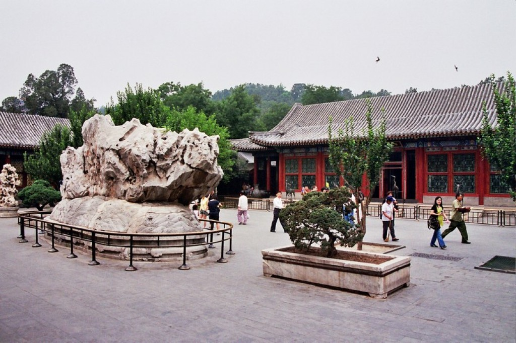 Just on the outskirts of Beijing, the Summer Palace is a beautiful place to explore for a day.
