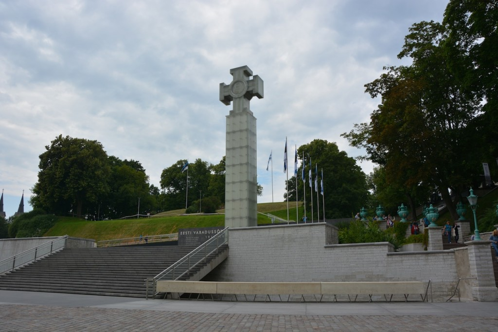 Estonian War of Independence memorial