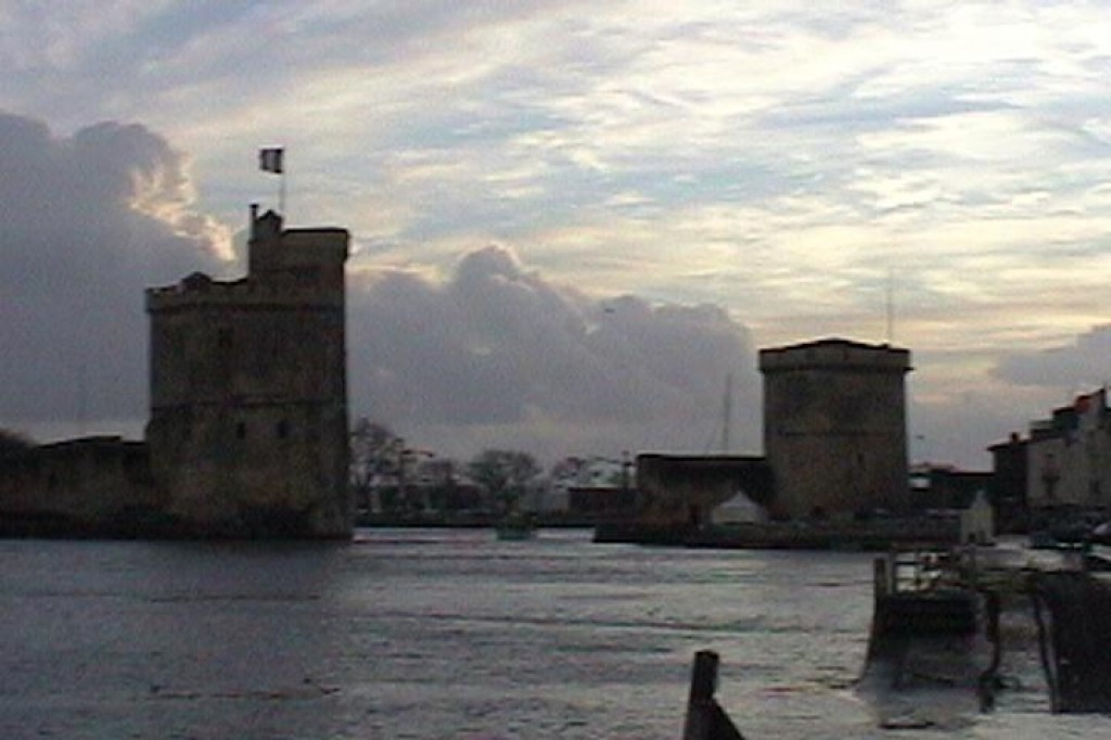 The Tour St-Nicholas and the Tour de la Chaine are also 14th century.  When hostile ships approached, guards used to link a chain to the towers, barring the way to the harbour.
