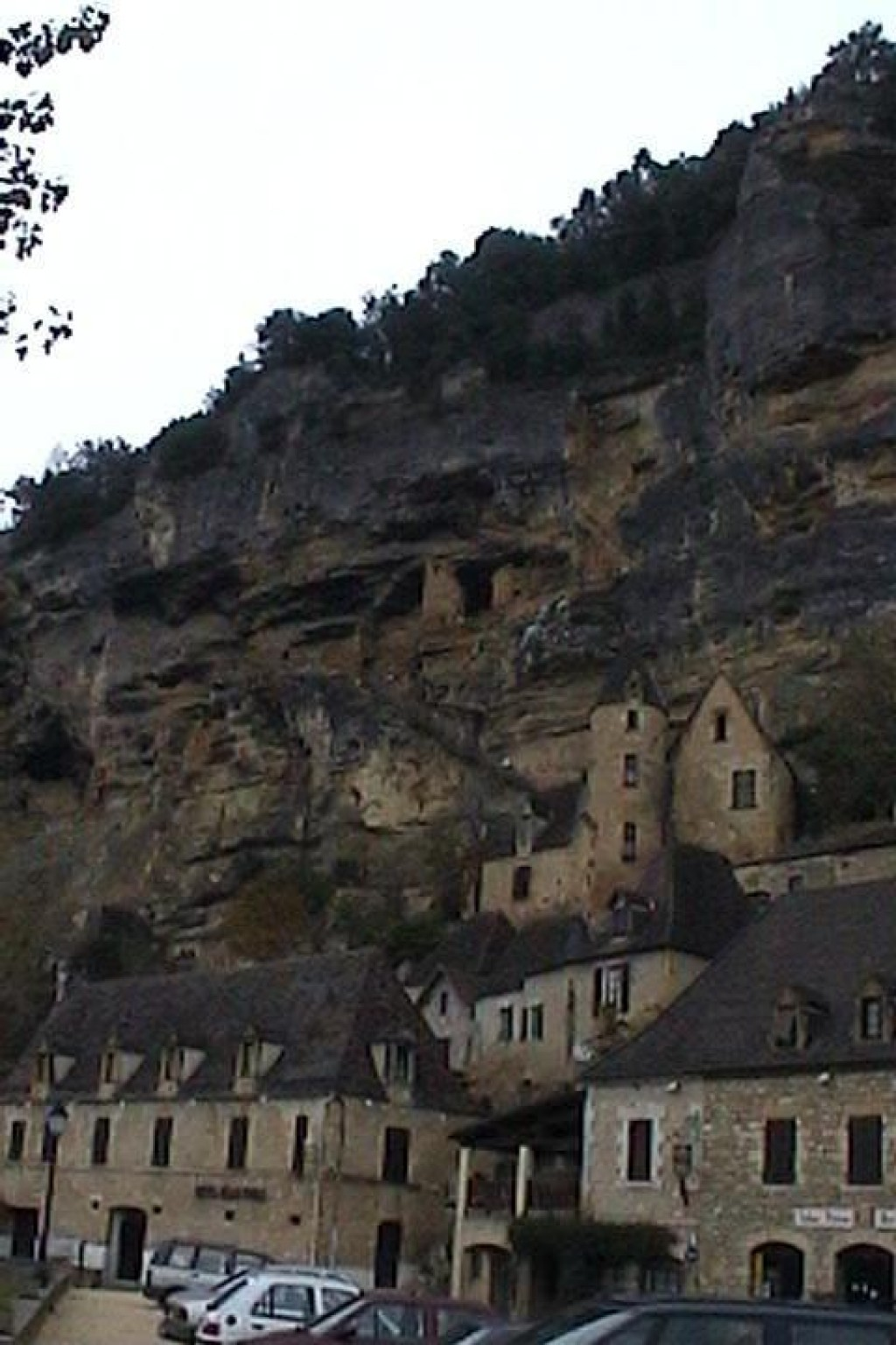 From Sarlat we took a drive along the Dordogne River. This is La Roque-Gageac.