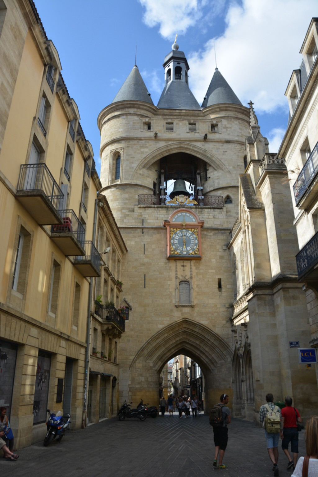 Bordeaux was a great base for exploring the surrounding wine country and a day trip to the Dune du Pilat. It is also a beautiful city in itself, with a great museum and lovely river.