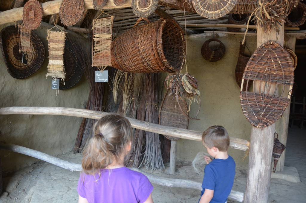 Le Village Gaulois - L'Archéosite, just outside of Toulouse, is a construction of a gallic village (open air museum) just outside Toulouse.  The kids are still talking about it as if it were yesterday!