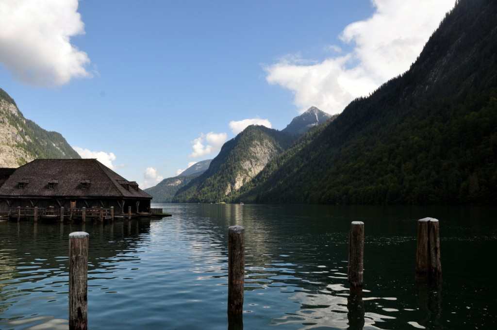 We really enjoyed the boat tour of Lake Konigssee. We found a great water park for the kids, too.