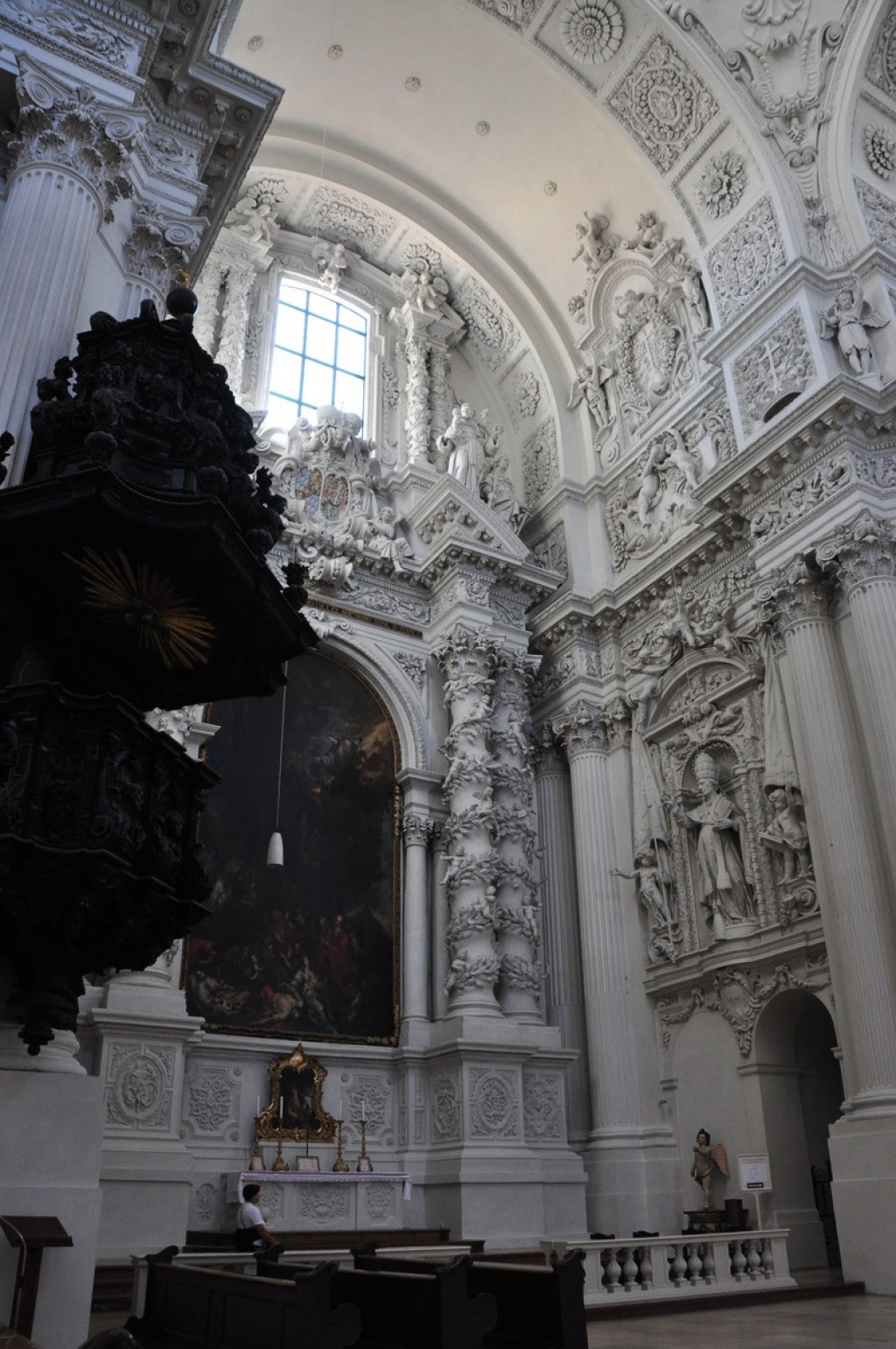 The churches of Munich were some of the most beautiful we've seen.