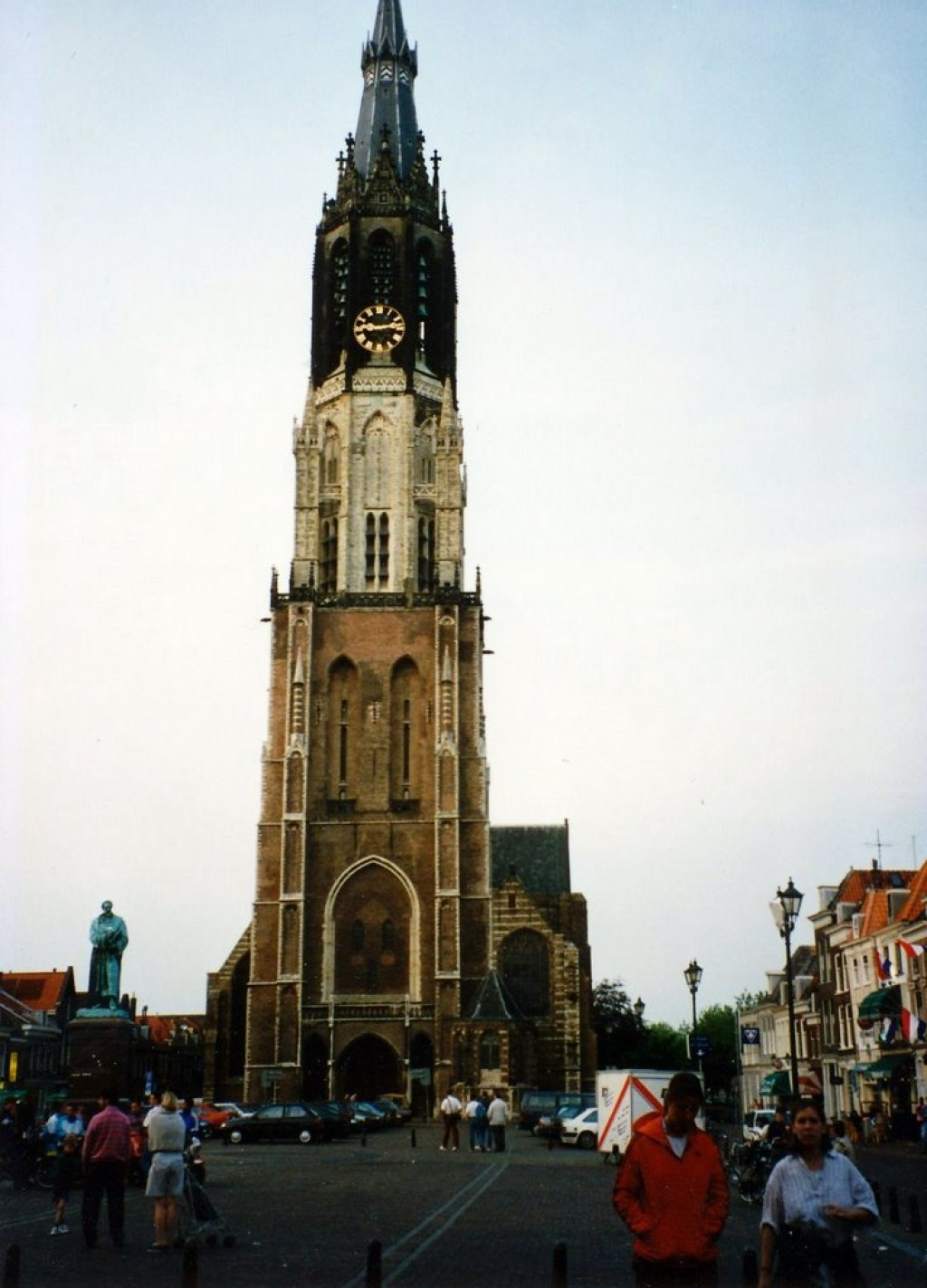 Delft - Delft - The Nieuwekirke (New Church)