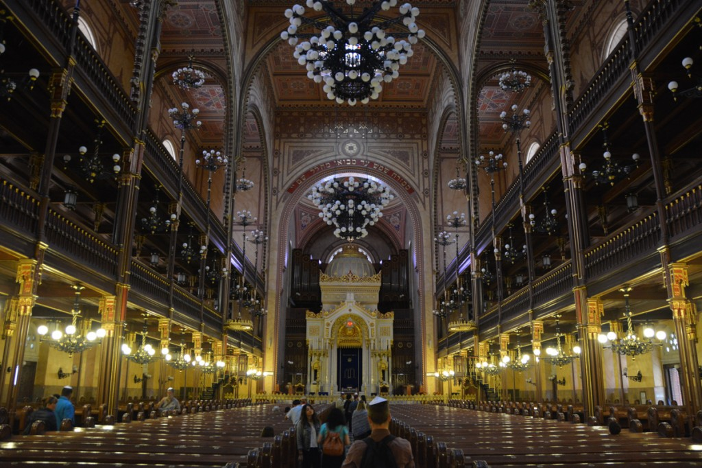 The stunning Great Synagogue