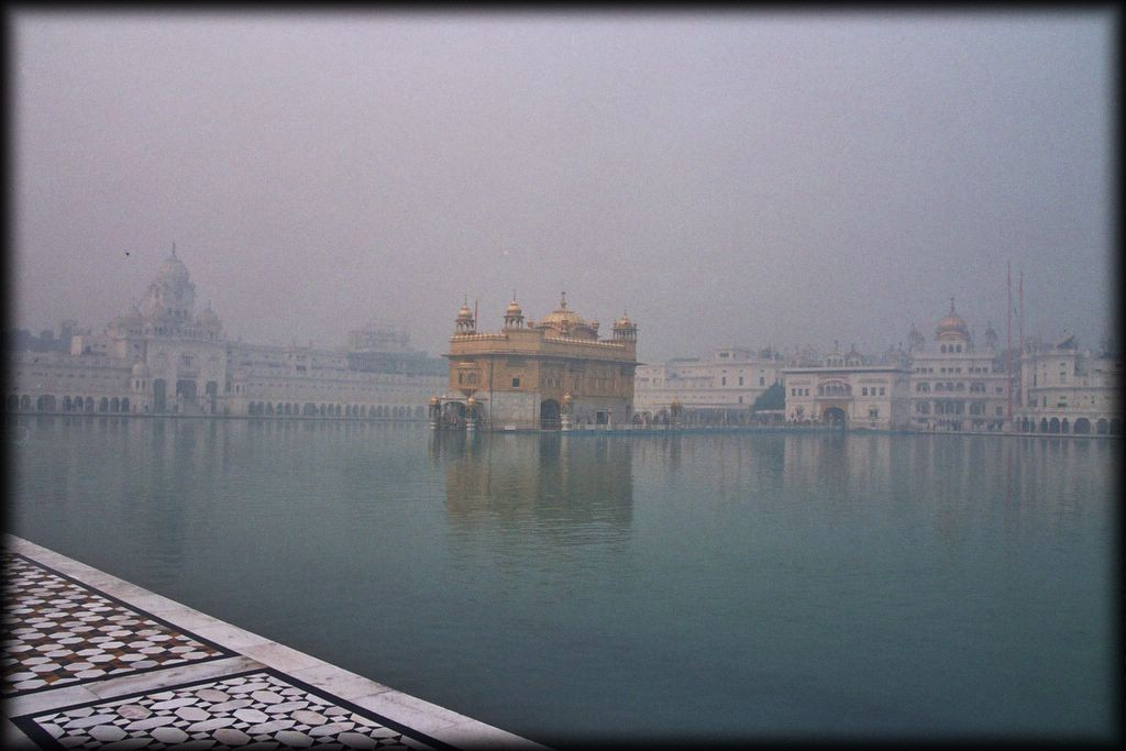We visited Amritsar, mainly to see the Golden Temple.  We spent just one night here, but really enjoyed it.