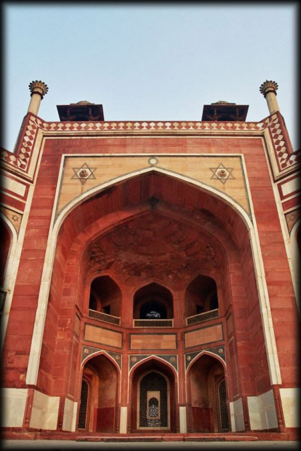 The Red Fort was the highlight of our visit to Old Delhi.