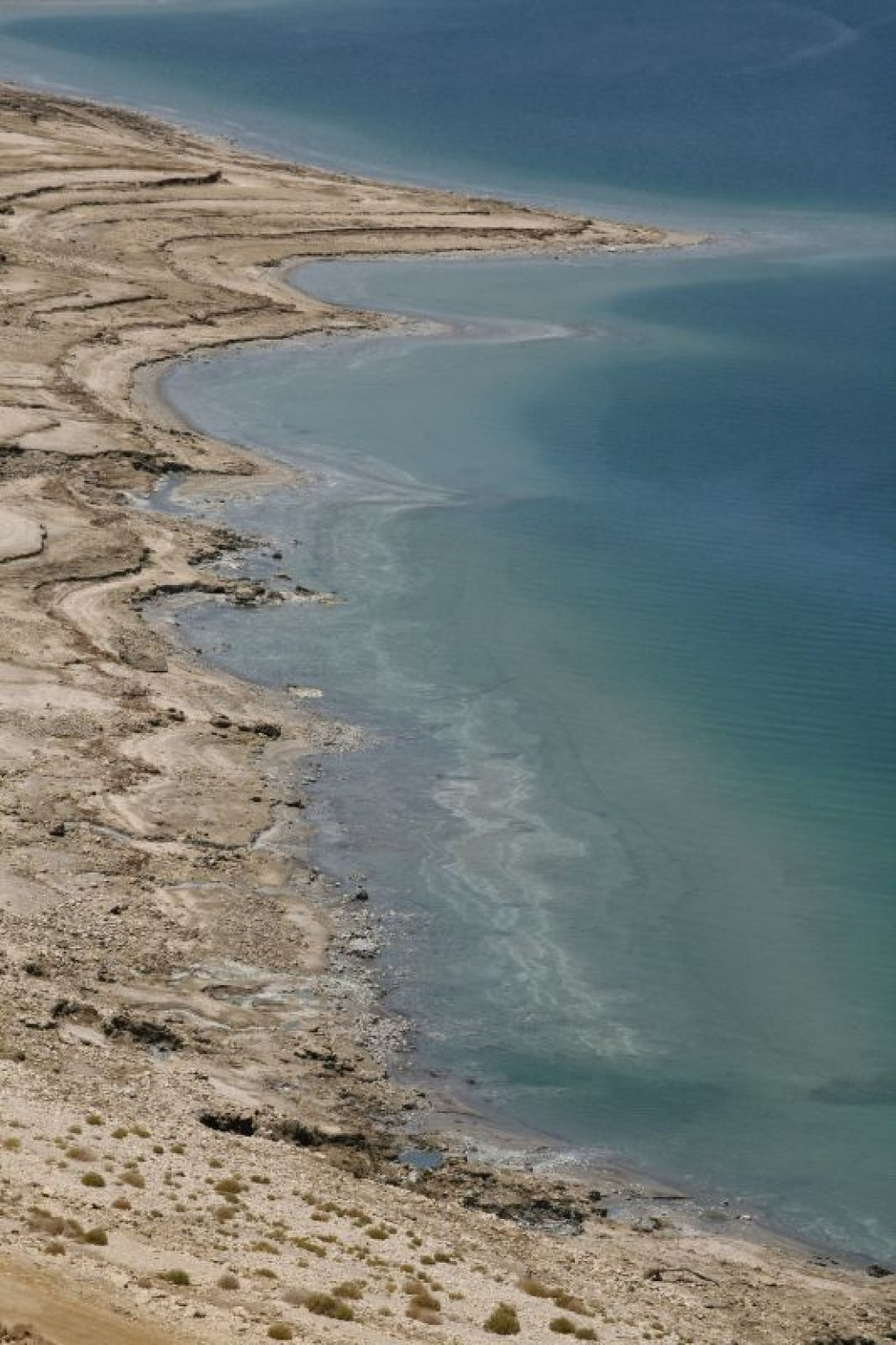 The Dead Sea is an amazing landscape. We rented a car and drove the length of it.