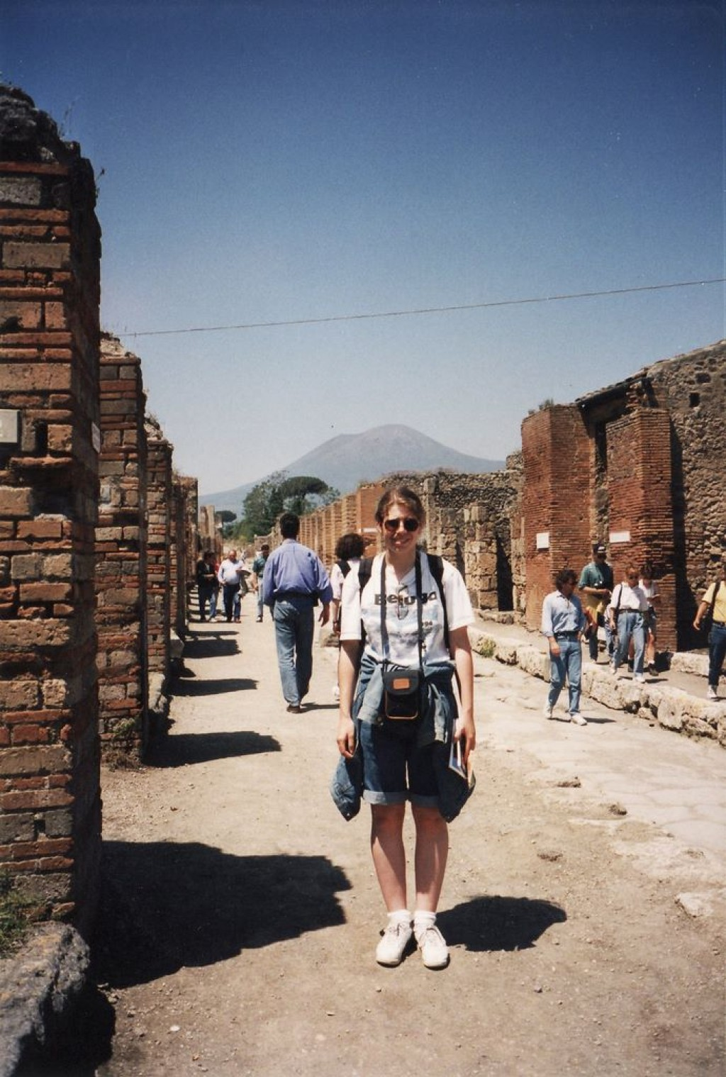 To this day, Pompeii is still the best Roman ruins we have seen in the world.