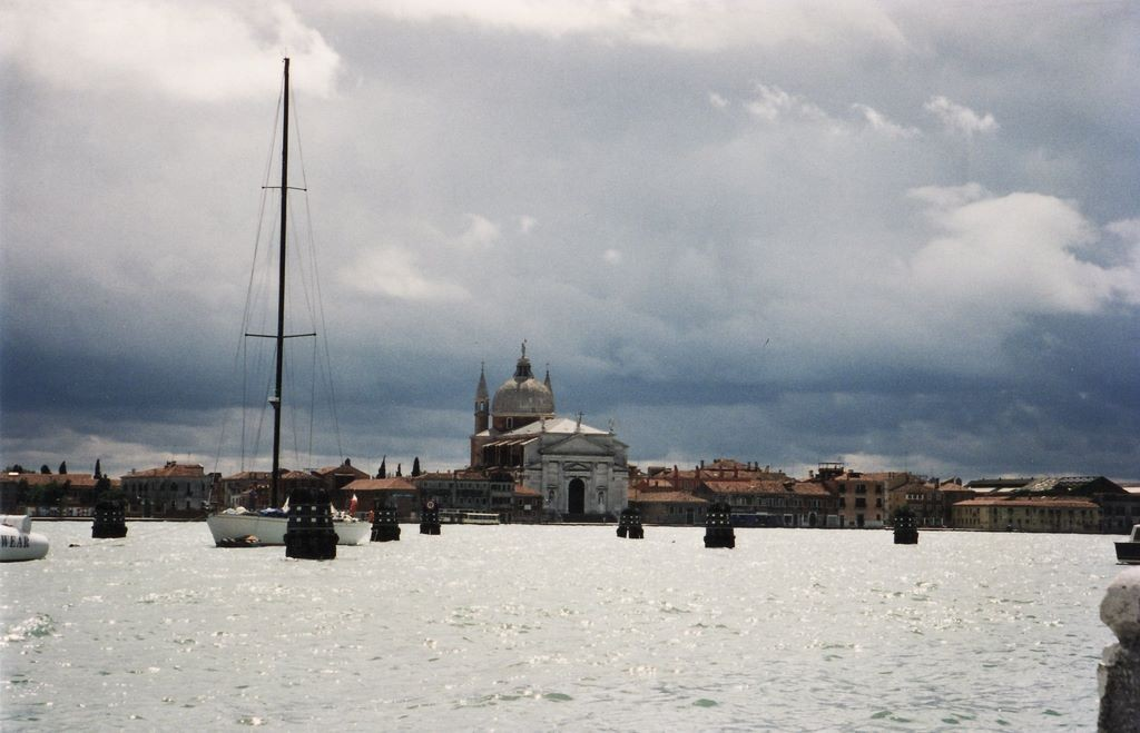 Giudecca Island and the Redentore Church