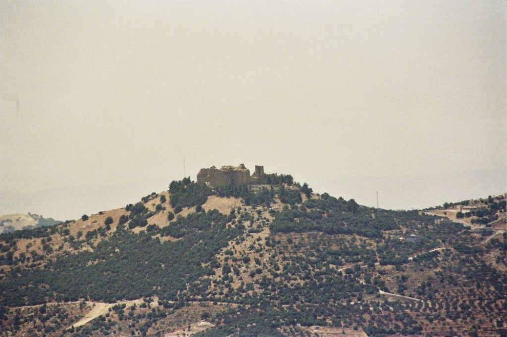 Ajlun (or Ajloun) is best known for Qala'atar-Rabad, a castle built atop Mt Anuf
