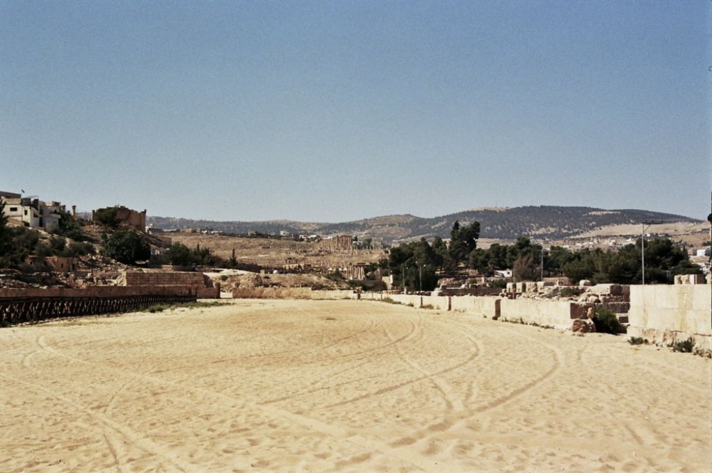Hippodrome - they still stage chariot races here.