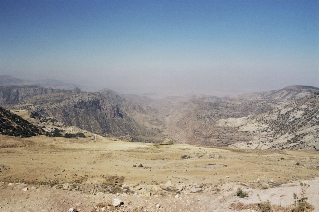 Dana Village and National Park