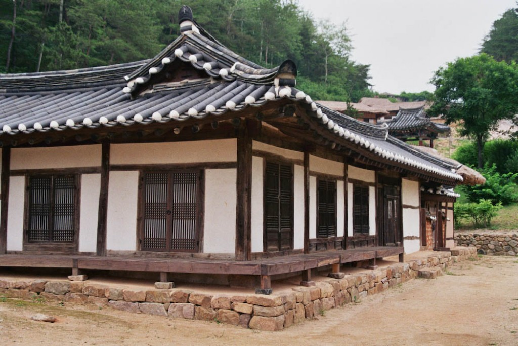 Andong Folk Village, South Korea