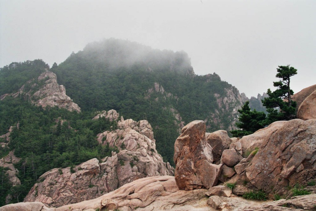 Seoraksan National Park and Seorak Mountain, South Korea