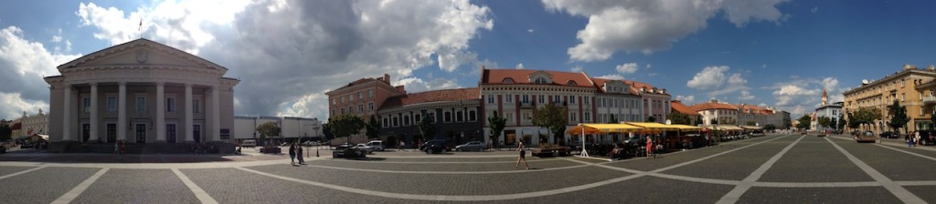 Touring Vilnius in a day was a lot more challenging than we thought it would be! There's a lot to see, between the churches, the museum, and the towers we were kept pretty busy.