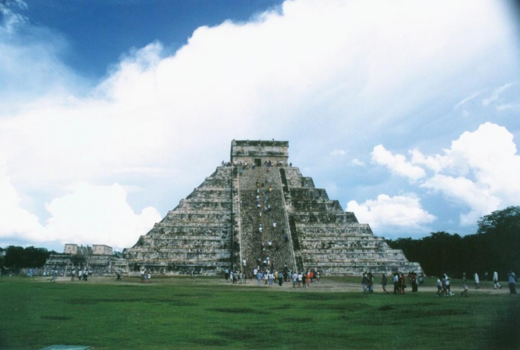 Next up was Chichen Itza, the most famous of all the Mayan ruins in the Yucatan.