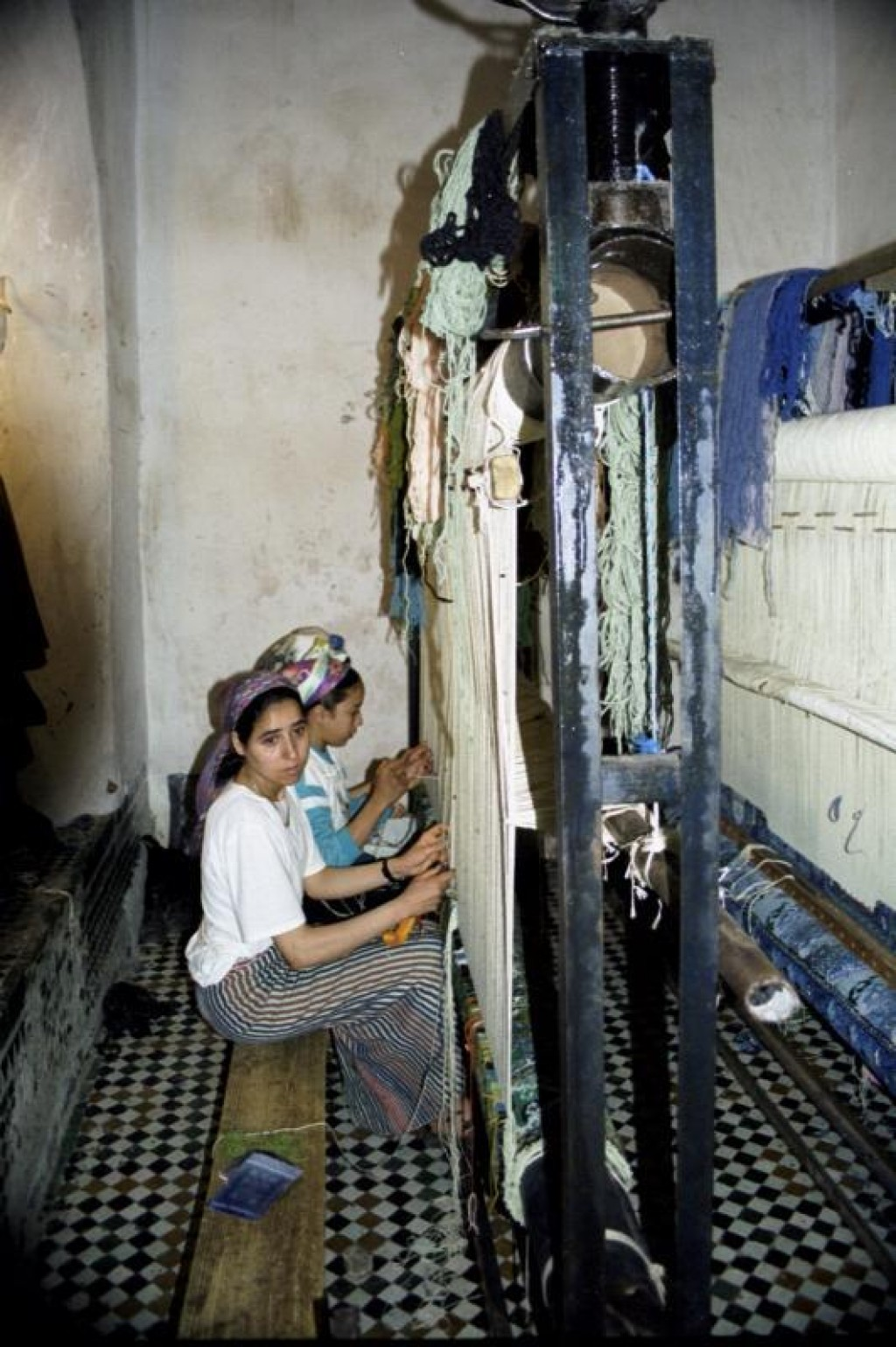 And of course, some under-aged carpet weavers to finish off the slideshow!
