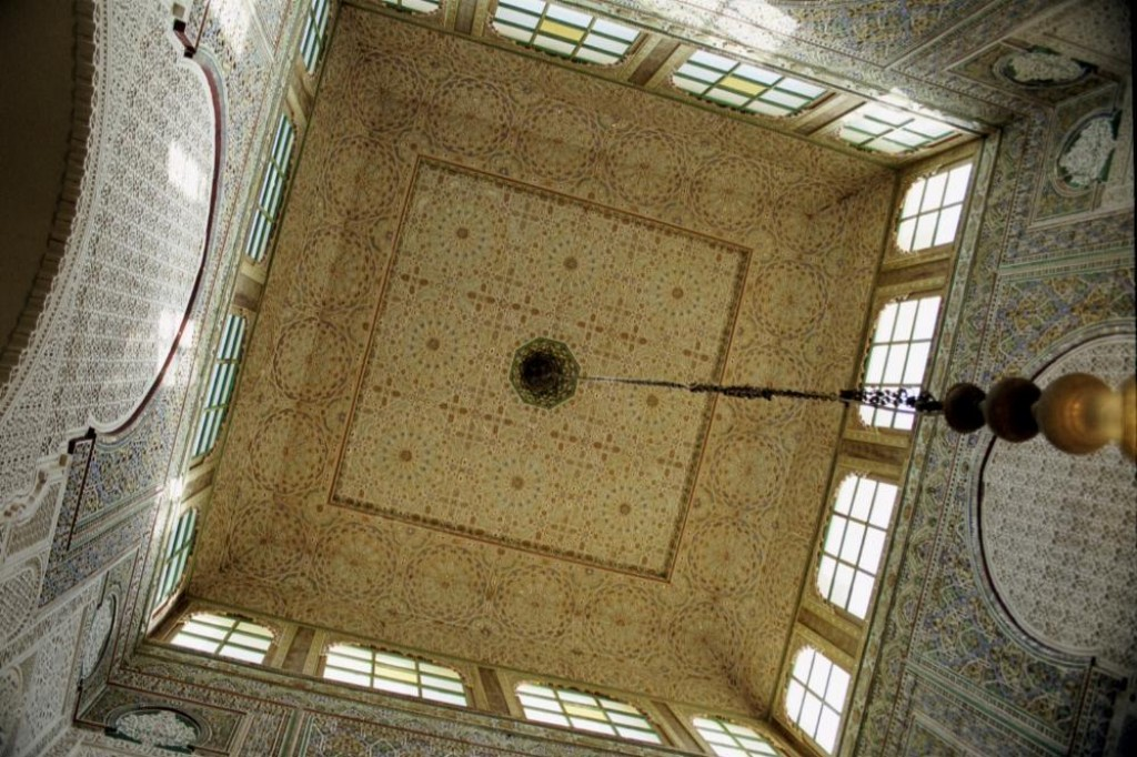 The Tomb is one of the only two religious buildings in Morocco open to non-Muslims.