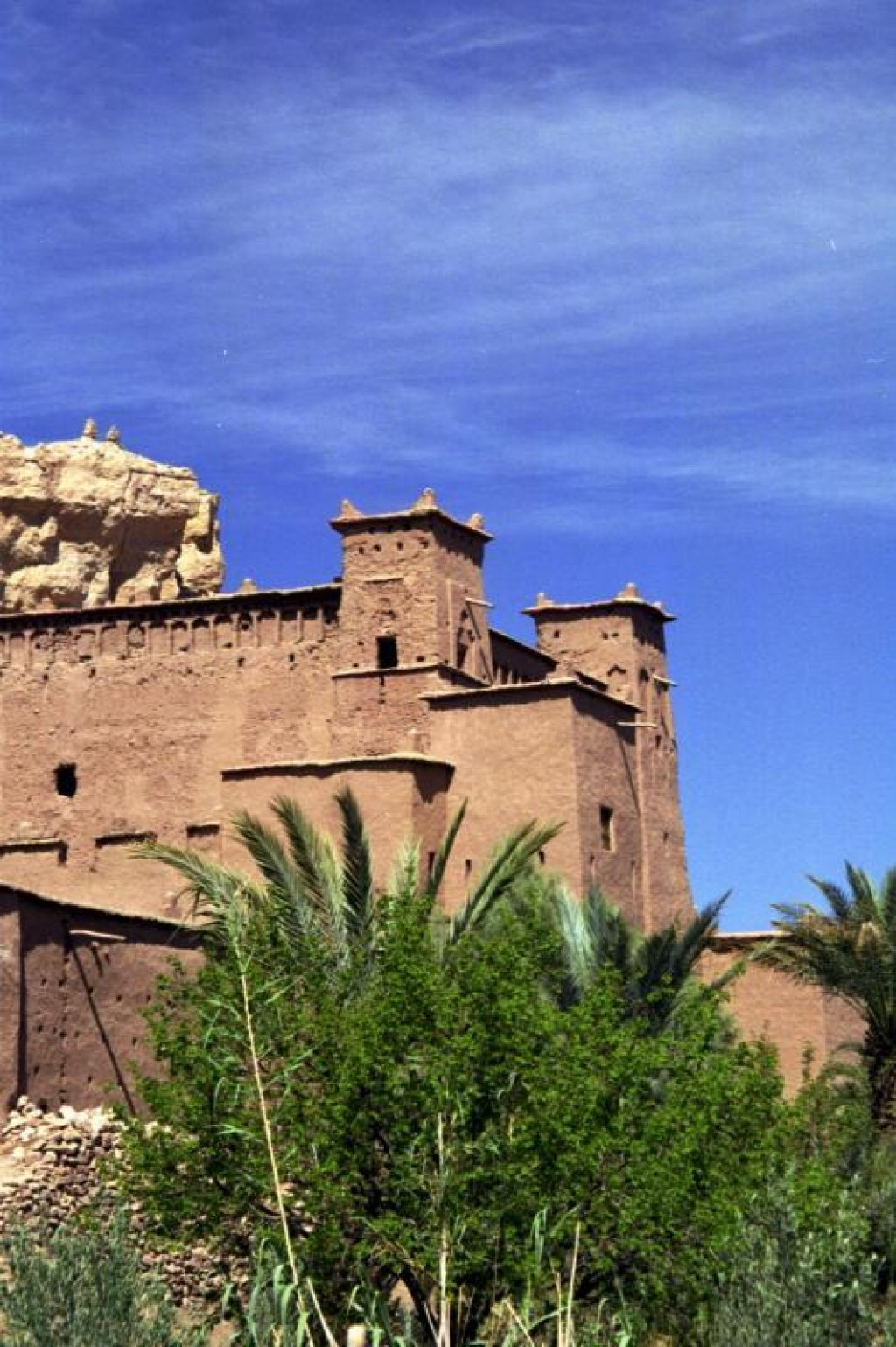 After the gorges, we next visited Ouarzazate , which is right next to Ait Benhaddou.