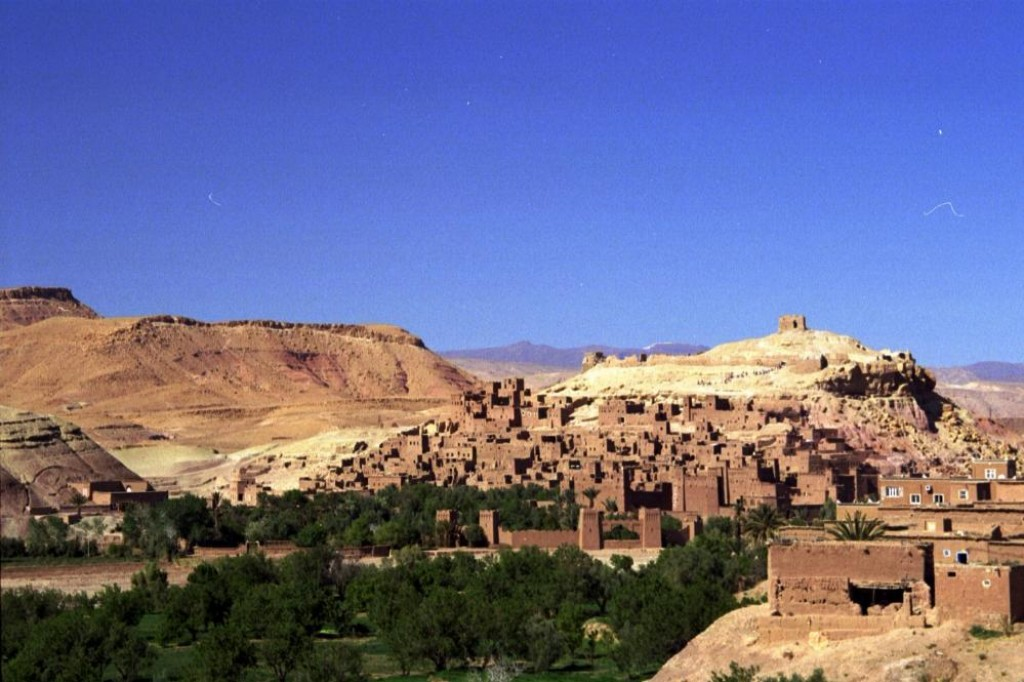 After the gorges, we next visited Ouarzazate, which is right next to Ait Benhaddou.