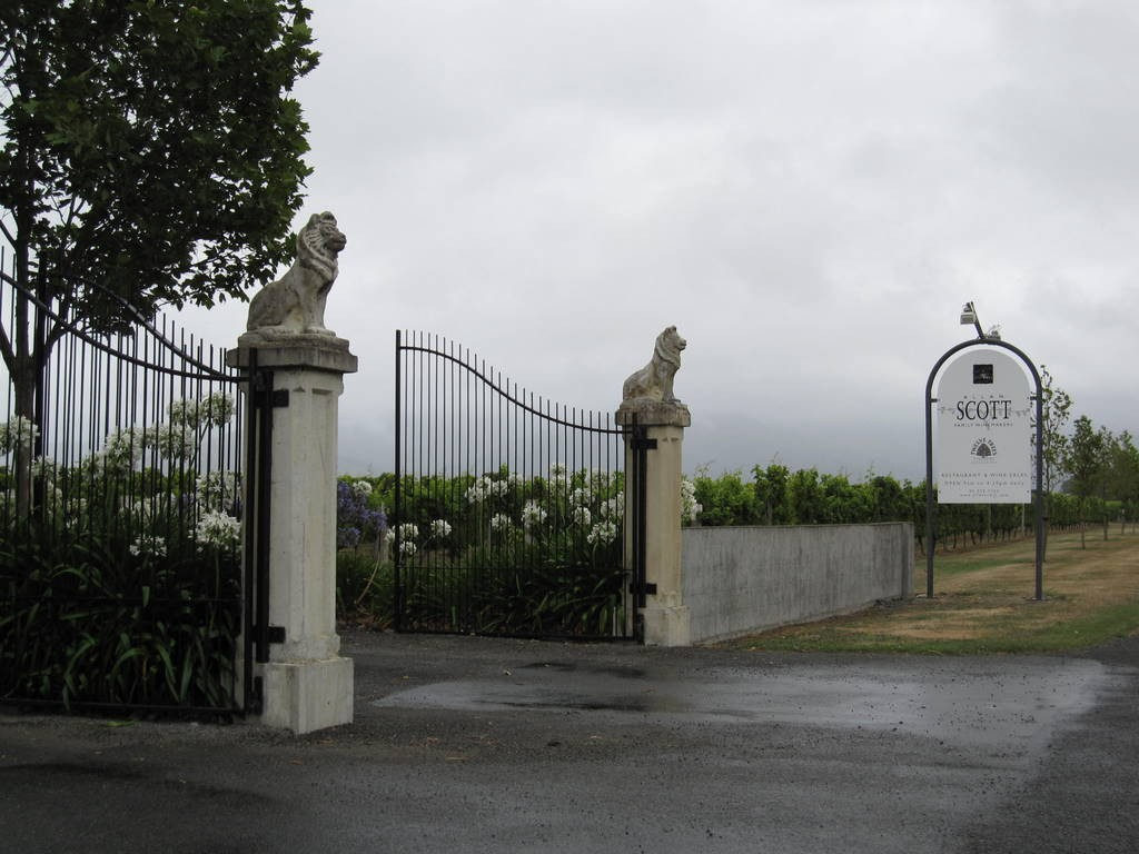 Allan Scott Winery