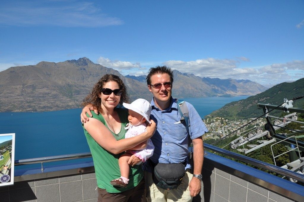 On our last day in Queenstown, we took a beautiful ride up the Skyline Gondola, for a fantastic view of the city and Lake Wakatipu.