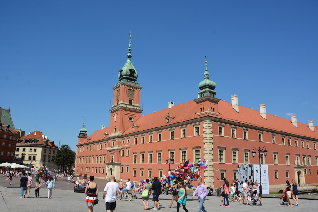 To be honest, we weren't really expecting to enjoy Warsaw, but it really surprised us.  The old town was full of surprises and very tastefully rebuilt, and easy to explore and enjoy on foot.