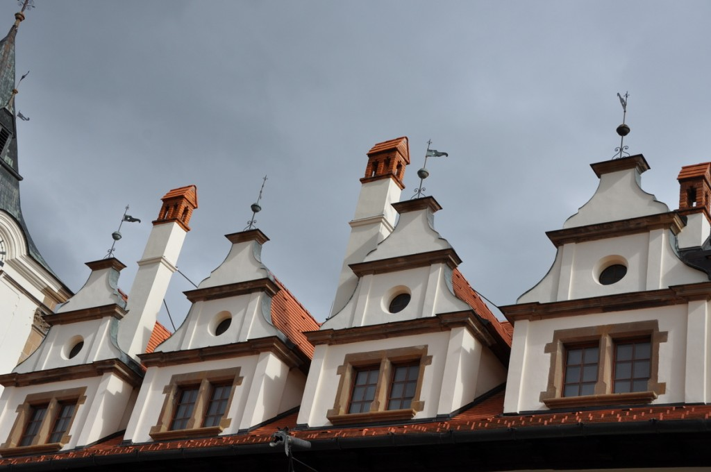 Levoca is another UNESCO world heritage site, with a beautifully preserved town center and wall surrounding it. It is home to the highest wooden altar in the world, in the St. James Church.