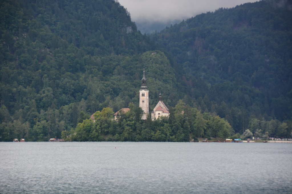 An easy day trip from Ljubljana, we visited Lake Bled for the day.