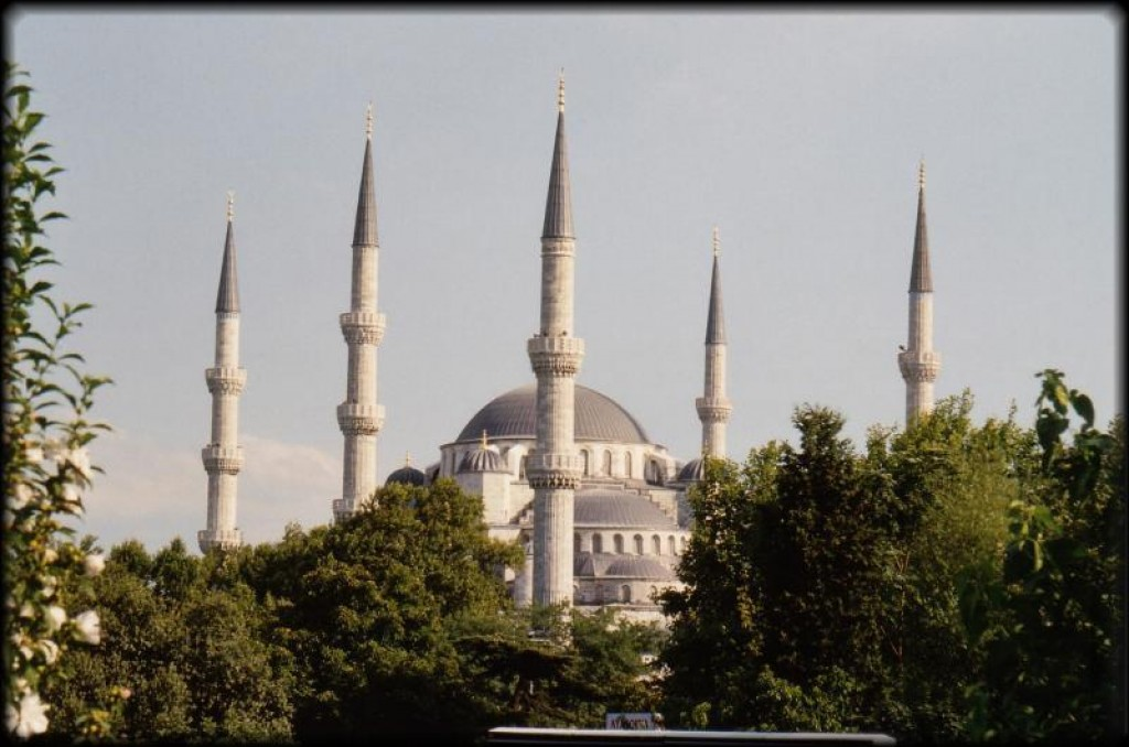 Our hotel was in the Sultanahmet area, next to the Blue Mosque.