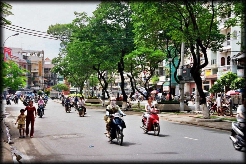 After Cambodia/Angkor Wat, we returned to Vietnam to Saigon (Ho Chi Minh City)