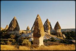 The Valley of the Fairy Chimneys