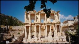 Ephesus, close to Kusadasi