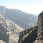 The view from Jebel Shams