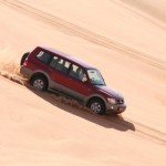 Wahiba Sands Dune Bashing