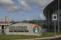 Juliana Airport in Sint Maarten