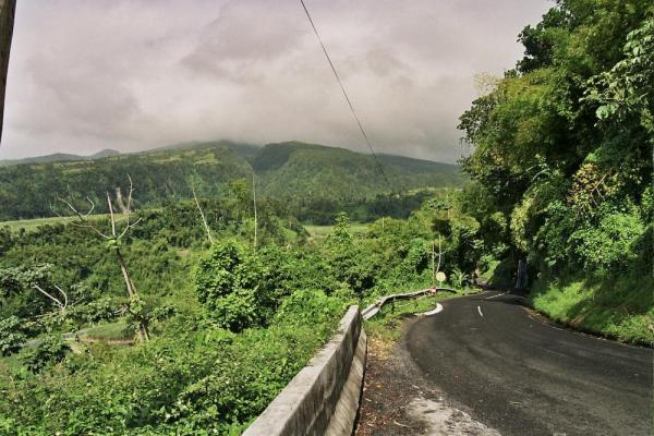 Ian And Wendy S Travel Blog Driving Tour Of Martinique