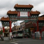 The Gateway to Old Town Chinatown