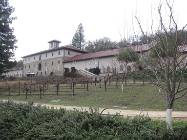 Beringer Vineyard tasting room, Napa Valley, California