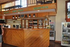 Tasting room at Park Estate Winery, Hawke's Bay, New Zealand