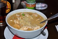 Laksa at Chai South East Asian Cuisine, Napier, New Zealand