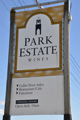 Park Estate Winery, Hawke's Bay, New Zealand