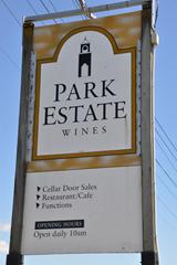 Park Estate Winery, Hawke's Bay, New Zealand