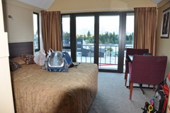 Room at the Lomond Lodge