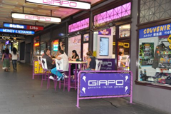 """Giapo - Genuine Italian Gelato"" - a sweet treat in the heart of Auckland, New Zealand"