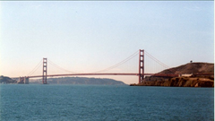 Anyone can walk across San Francisco's Golden Gate Bridge, but just imagine how much more thrilling your memories would be if you could bungee jump off of it!